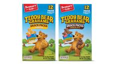 Benton's Teddy Bear Graham Snack Packs