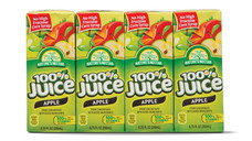 Nature's Nectar 100% Apple Juice Boxes