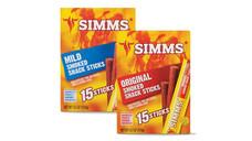 Simms Smoked Snack Sticks
