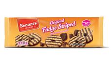Benton's Original Fudge Striped Shortbread Cookies