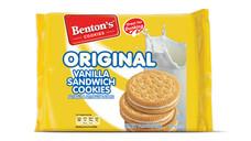 Benton's Original Vanilla Sandwich Cookies