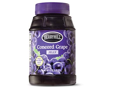 Berryhill Concord Grape Jelly
