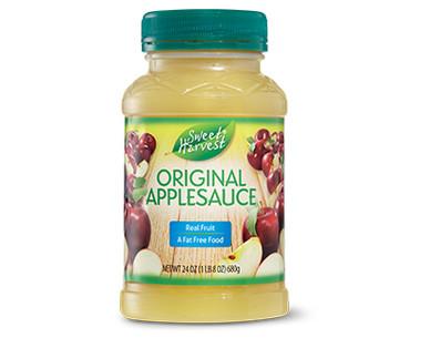Sweet Harvest Applesauce