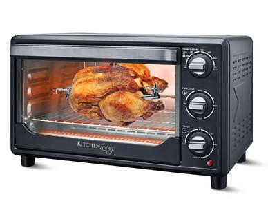 Kitchen Living Convection Countertop Oven Aldi : Kitchen Living