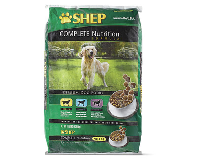 Aldi Us Shep Complete Nutrition Dry Dog Food