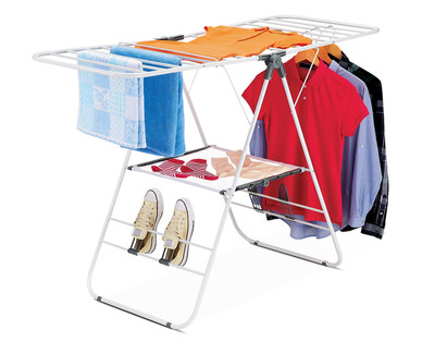 Aldi Us Easy Home Extra Large Drying Rack