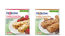 Fit & Active Vitality Cereal Bars