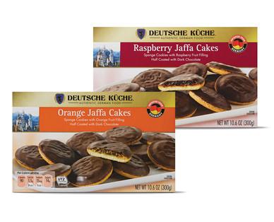Deutsche Küche Jaffa Cakes
