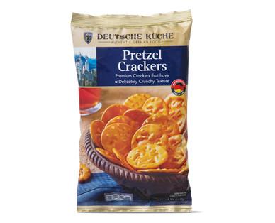 Deutsche Küche Pretzel Crackers