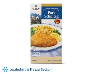 aldi pork schnitzel
