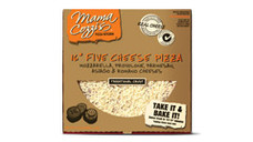 "Mama Cozzi's Pizza Kitchen 16"" Five Cheese Deli Pizza"