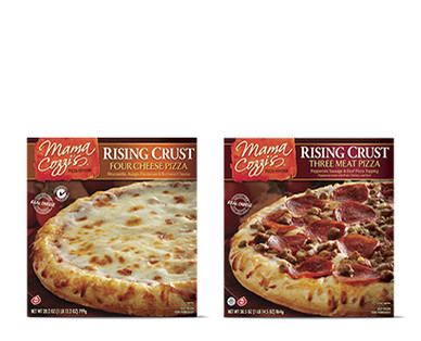 Mama Cozzi's Pizza Kitchen Rising Crust Pizzas