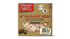 "Mama Cozzi's Pizza Kitchen 16"" Sausage Deli Pizza"