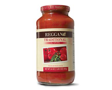 Reggano Traditional Pasta Sauce