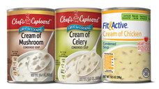 Chef's Cupboard or Fit & Active Condensed Soup