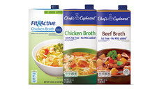 Fit & Active or Chef's Cupboard Broth