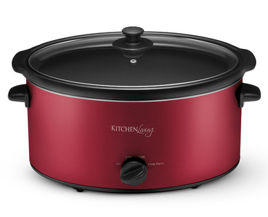 ALDI US - Kitchen Living 7-Quart Slow Cooker