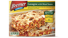 Bremer Lasagna with Meat Sauce