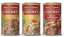 Chef's Cupboard Chunky Soup