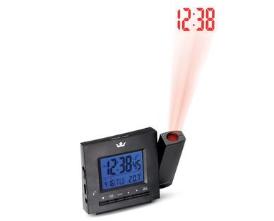 Aldi Us Sempre Projection Alarm Clock