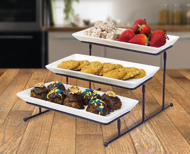 Aldi us crofton ceramic buffet server - Aldi sideboard ...