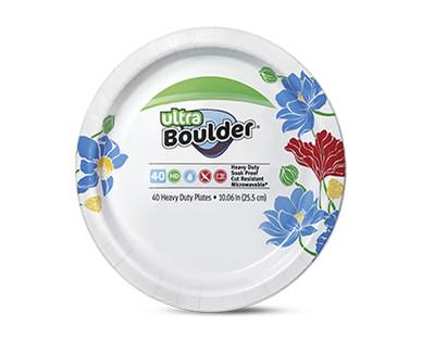 "Boulder 10"" Ultra Heavy Duty Plates"