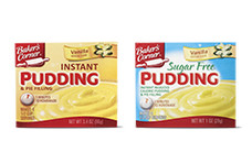 Baker's Corner Instant Vanilla Pudding