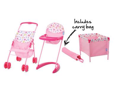 aldi us hauck stroller high chair or playpen. Black Bedroom Furniture Sets. Home Design Ideas