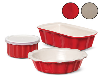 Aldi Us Crofton Mini Stoneware Bakeware Dish Assortment