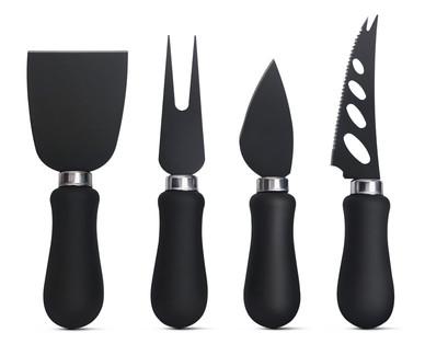 Aldi Us Crofton Cheese Knife Set