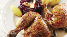 Kirkwood Fresh Chicken Leg Quarters