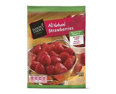 Season's Choice Frozen Strawberries