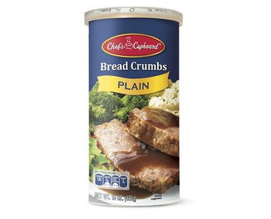 Chef's Cupboard Bread Crumbs