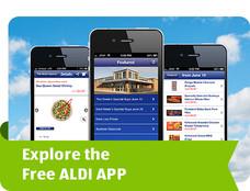 Get the Free ALDI App