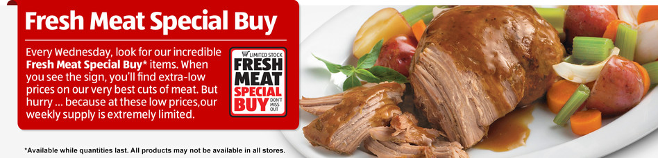 Fresh Meat Special Buy