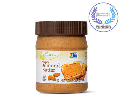SimplyNature Creamy Almond Butter