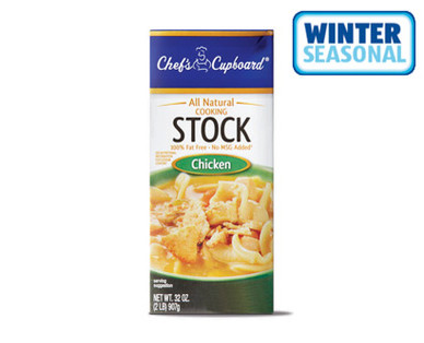 Chef's Cupboard Chicken Cooking Stock