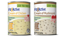 Fit & Active Cream of Chicken or Cream of Mushroom Soup