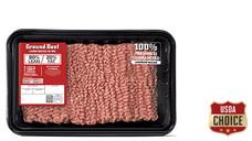 Fresh USDA Choice 80% Lean Ground Beef