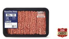Fresh USDA Choice 90% Lean Ground Sirloin