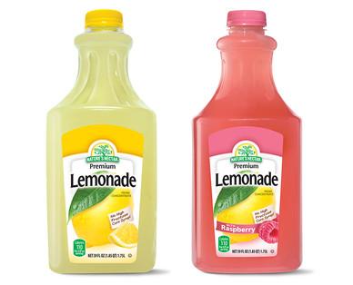Nature's Nectar Premium Lemonade