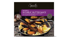 Specially Selected Mussels
