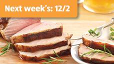 Fresh Pork Sirloin Roast