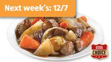 Tyson Fresh USDA Choice Beef Stew Kit