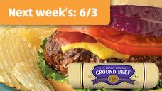 Fresh 73% Lean Ground Beef