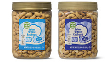 Southern Grove Deluxe Whole Cashews