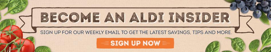 Become an ALDI Insider