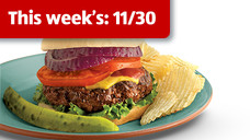 Fresh Family Pack 80% Lean Ground Beef