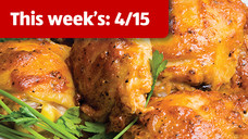 Fresh Family Pack Chicken Thighs