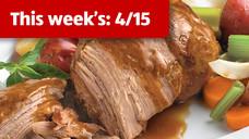 Tyson Fresh Pork Roast Kit